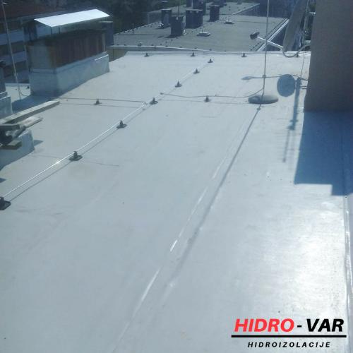 Hidroizolacija krova
